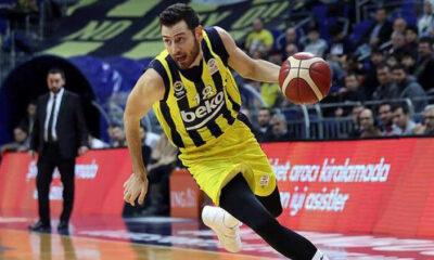 Son Dakika | Fenerbahçe Beko'da bir ayrılık daha! Egehan Arna…