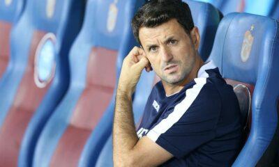 Son dakika | Trabzonspor'da Hüseyin Çimşir taraftarlardan özür diledi