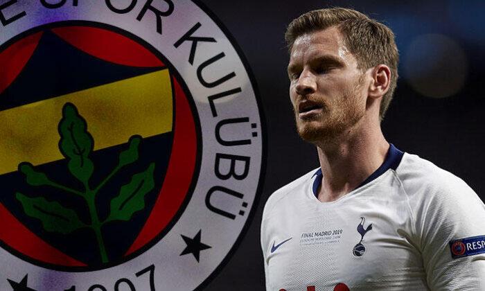 Son Dakika Transfer Haberleri   Fenerbahçe'den Jan Vertonghen bombası!