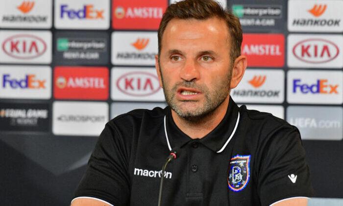 Başakşehir teknik direktörü Okan Buruk: '20 yıl sonra Parken'de olmak…'
