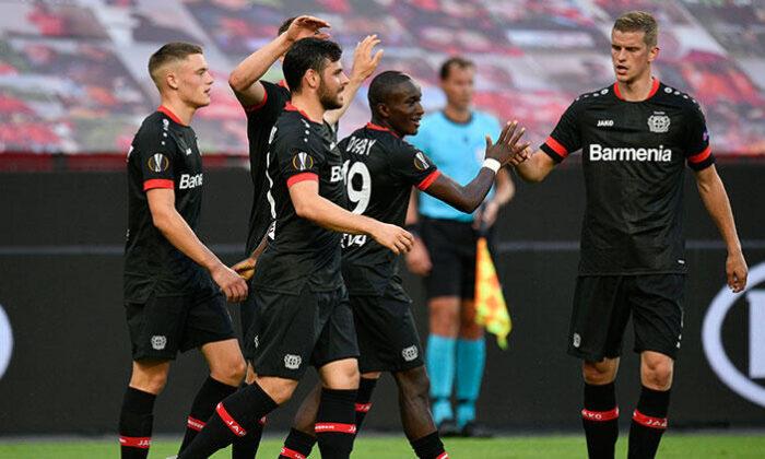Bayer Leverkusen 1-0 Rangers