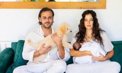 Cansu Tosun'dan evlilik yıl dönümü paylaşımı