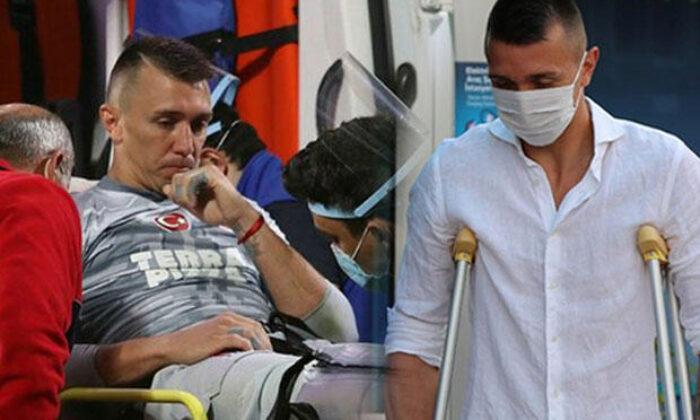 Galatasaray'da Fernando Muslera, beklenenden önce sahalara dönebilir