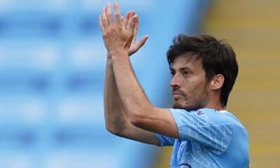 Manchester City, David Silva'nın heykeli dikiliyor