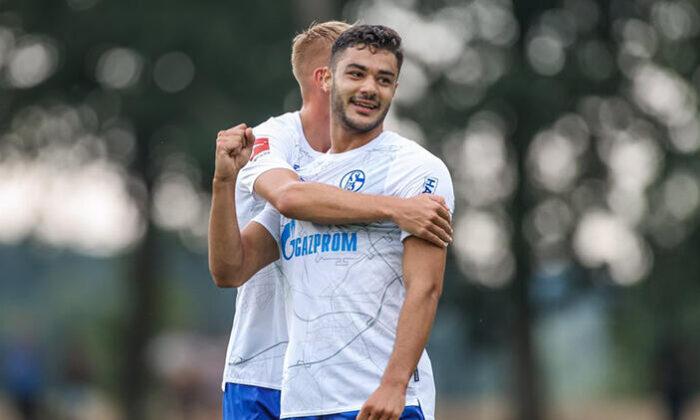 Schalke 04'ün ilk hazırlık maçında Ozan Kabak ve Ahmed Kutucu'dan birer gol