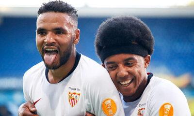Sevilla 2-0 Roma
