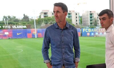 Son Dakika | Barcelona'nın yeni sportif direktörü; Ramon Planes