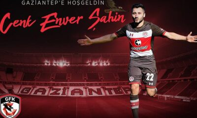 Son Dakika | Gaziantep FK, Enver Cenk Şahin'i transfer etti