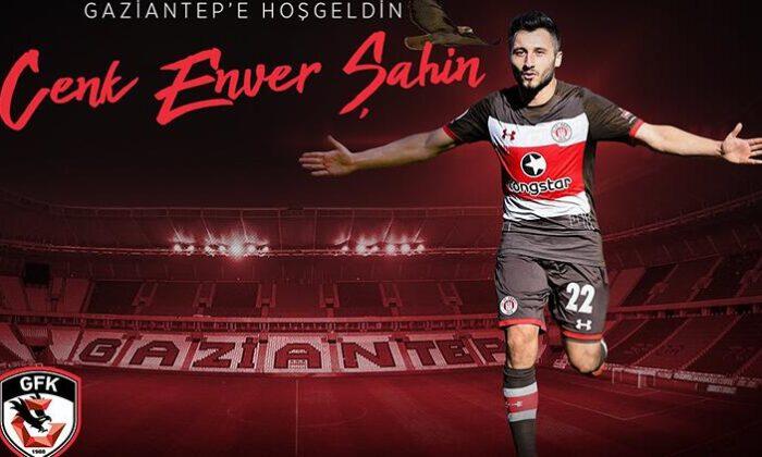 Son Dakika   Gaziantep FK, Enver Cenk Şahin'i transfer etti