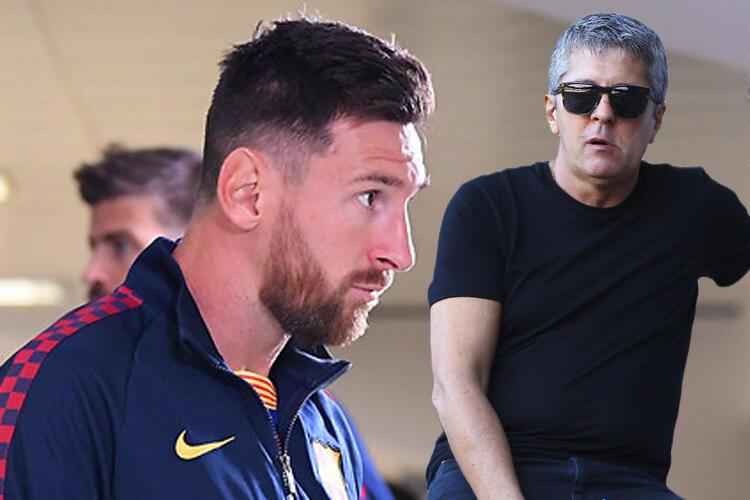 Son Dakika Haberi   Asrın transfer bombası! Lionel Messi geliyor, babası...