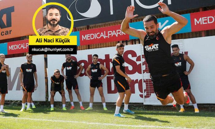 Son dakika haberi: Galatasaray'da Arda Turan fırtınası!