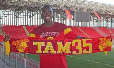 Son dakika transfer haberi | Göztepe'nin yeni golcüsü Cherif Ndiaye oldu
