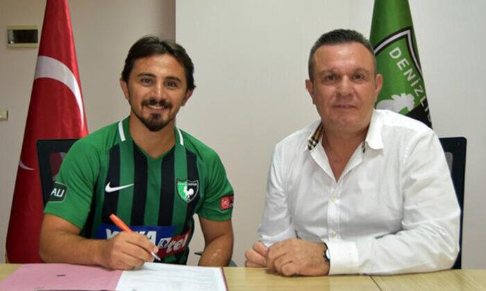 Son dakika transfer haberleri | Denizlispor'da Recep Niyaz'ın sözleşmesi uzatıldı