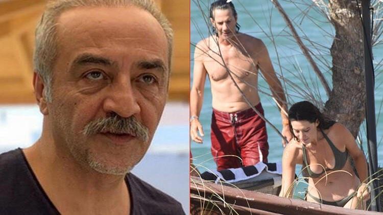Yılmaz Erdoğan, Belçim Bilgin'in sevgilisiyle aynı otelde