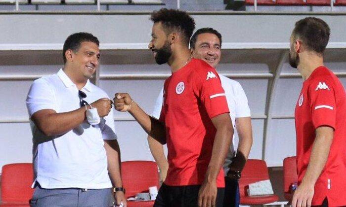 Antalyaspor'a yeni sezon öncesi tatlı dopingi!