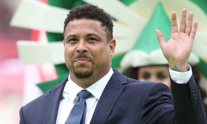 Brezilyalı efsane Ronaldo'dan Trabzonspor'un yeni transferi Stiven Plaza yorumu