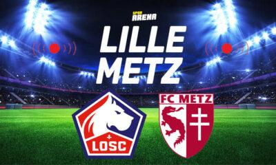 Canlı | Lille – Metz