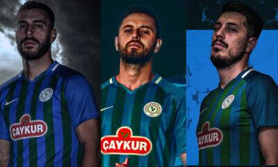 Çaykur Rizespor Yasin Pehlivan, Kemal Rüzgar ve Engin Bekmedir transferlerini resmen açıkladı