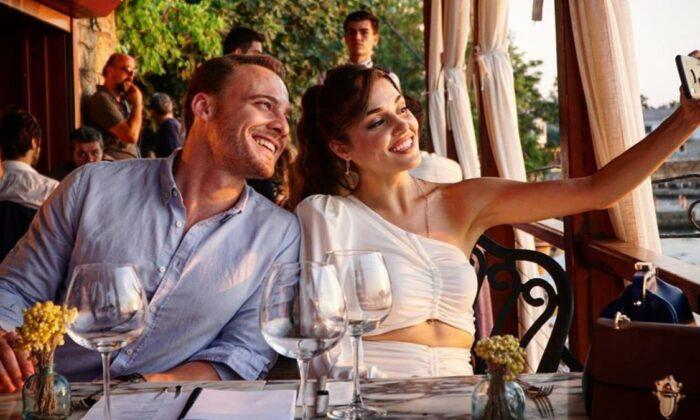Hande Erçel, Kerem Bürsin'in kaslarını beğendi