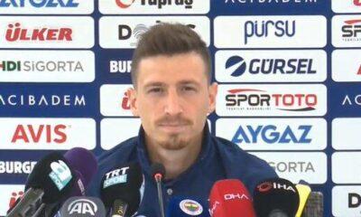Mert Hakan Yandaş'tan Galatasaray açıklaması: Fenerbahçe'ye gelmekle ne kadar doğru bir karar aldığımı bir kez daha gördüm