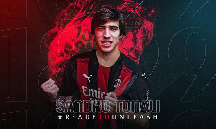 Milan, Tonali'yi satın alma opsiyonuyla kiraladı