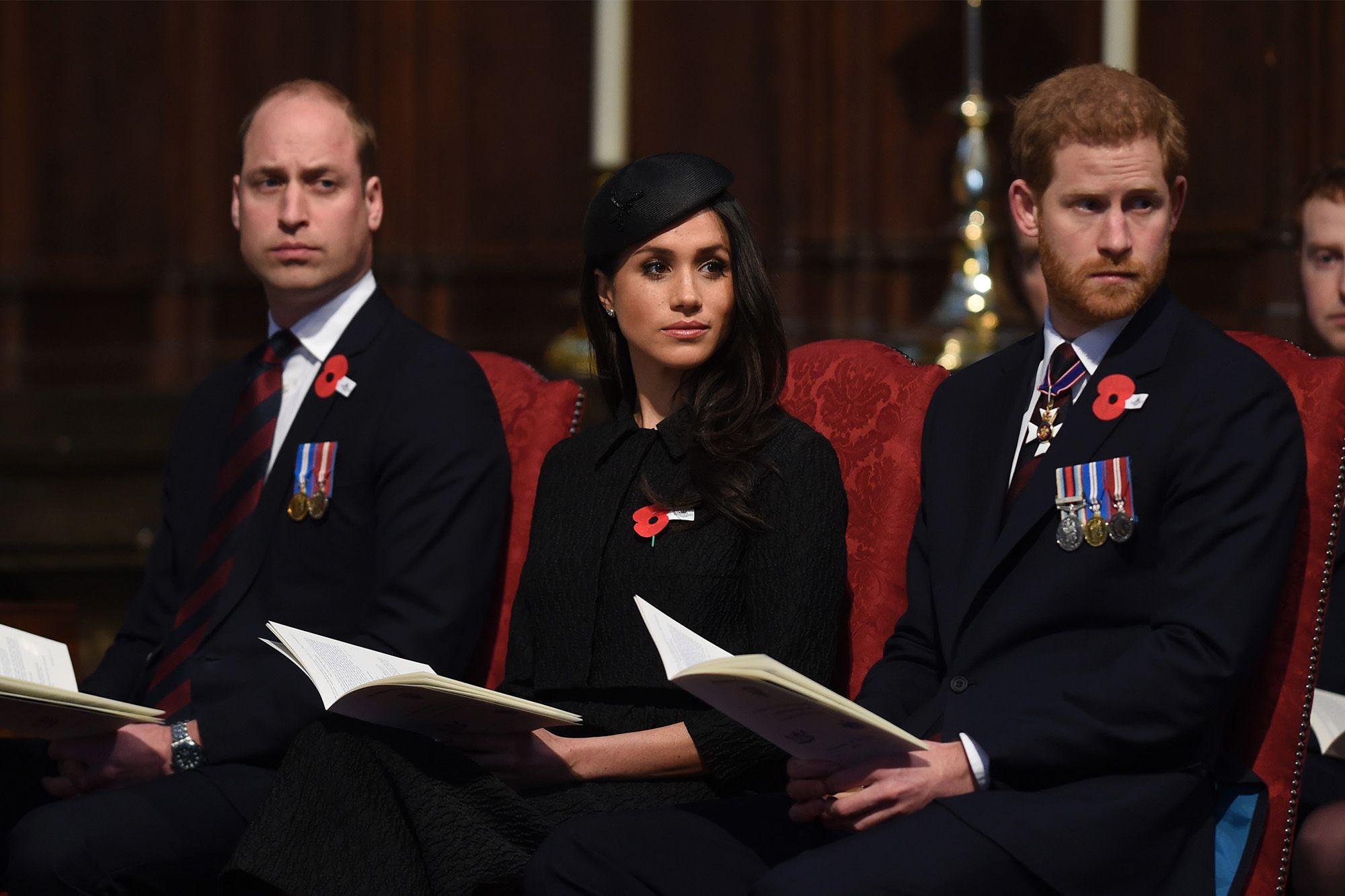 Prens Harry ve Prens William iki ay konuşmadı iddiası #1