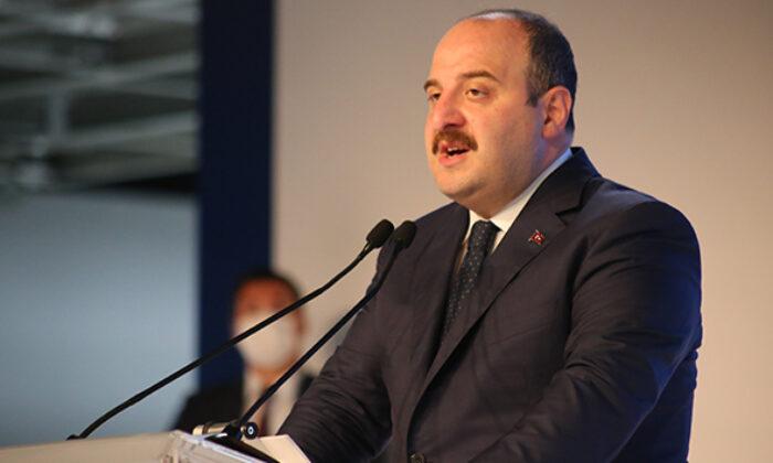 Sanayi ve Teknoloji Bakanı Mustafa Varank: 'Otomotiv sektöründe' 5 kıtada 200 ülkeye ihracat yapıyoruz'