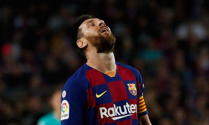 Son Dakika   Barcelona'dan Lionel Messi için resmi açıklama geldi!