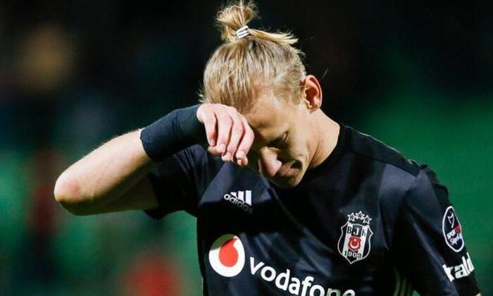 Son Dakika   Beşiktaş'ın Hırvat stoperi Domagoj Vida'ya İtalya'dan transfer teklifi