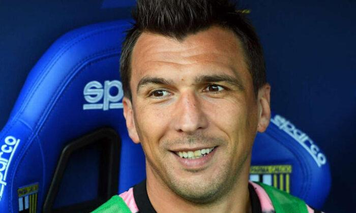 Son dakika   Fenerbahçe'den bir transfer daha: Mario Mandzukic'e 5 milyon euro