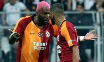 Son Dakika | Galatasaray'da Babel ve Belhanda kararı!