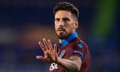 Son Dakika | Trabzonspor'dan Jose Sosa açıklaması