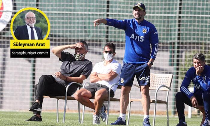 Son Dakika Transfer Haberi | Fenerbahçe'de transfer bekleyişi! Lemos, Giuliano, Cisse