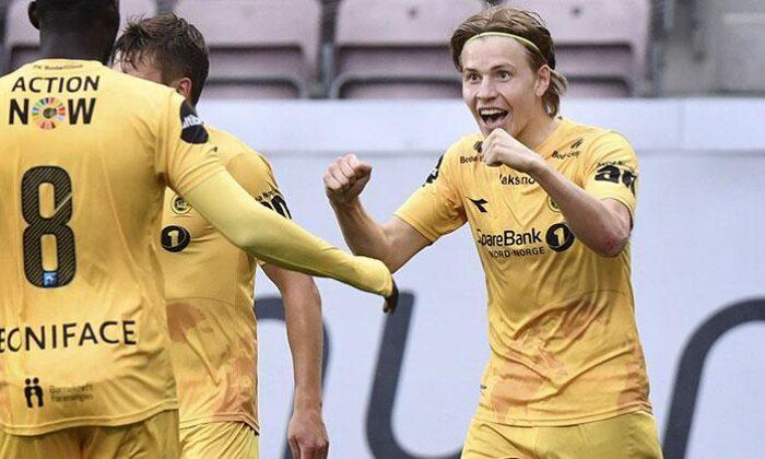 Son Dakika Transfer Haberi   Galatasaray'dan Petter Hauge atağı