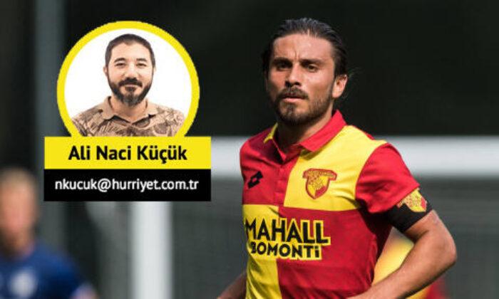 Son dakika transfer haberi | Galatasaray'ın gündeminde Göztepeli Halil Akbunar var
