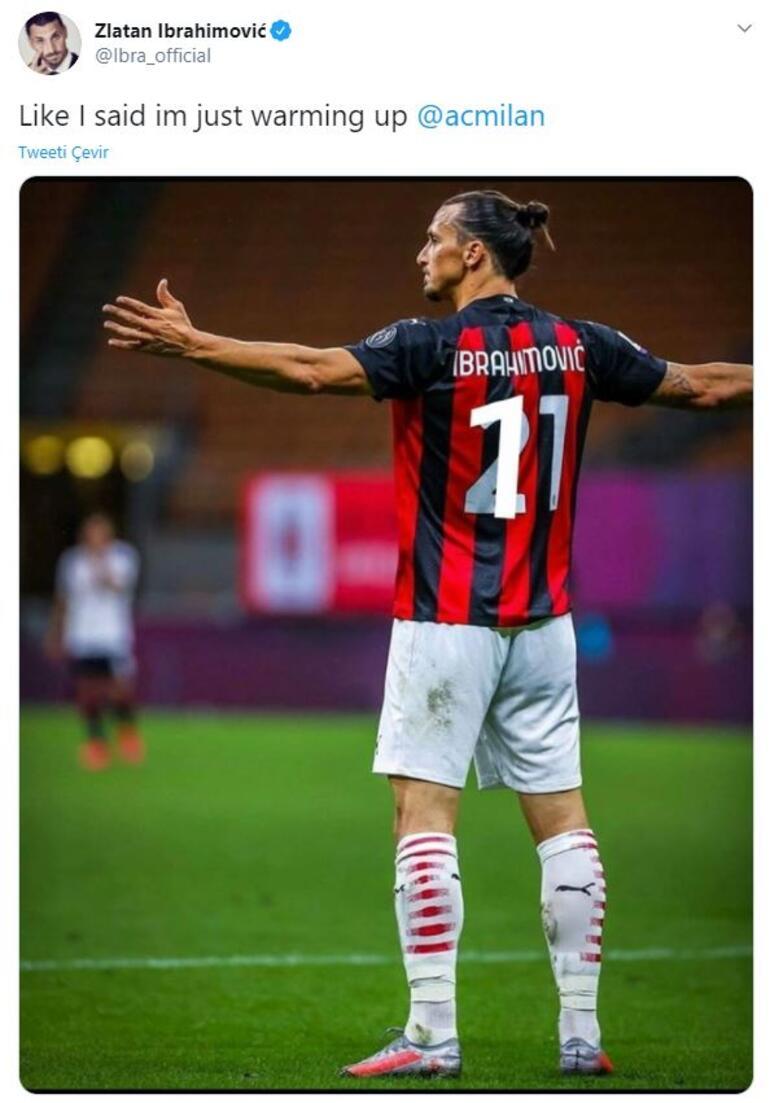 Son Dakika Transfer Haberi | Zlatan Ibrahimovic Milan ile yeniden anlaştı