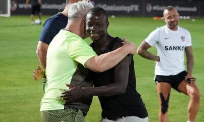 Son Dakika Transfer Haberleri | Gaziantep FK, Chibsah ile yollarını ayırdı
