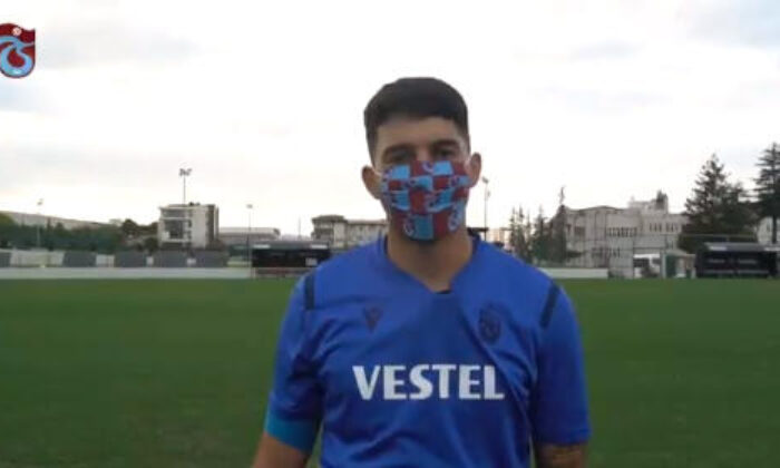 Trabzonsporlu oyunculardan videolu koronavirüs uyarısı