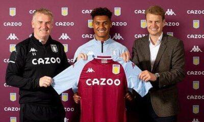 Transfer haberleri | Ollie Watkins, Aston Villa'da! Kulüp rekoru…