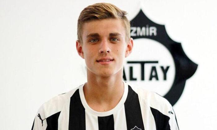 Altay'ın genç golcüsü Kazımcan Karataş, Gent yolunda