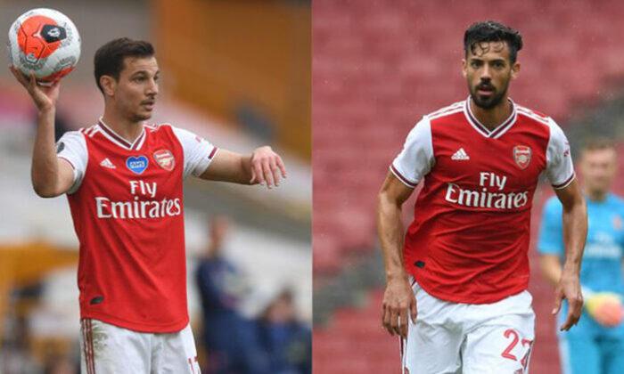 Arsenal, Pablo Mari ve Cedric Soares'in bonservisini aldı
