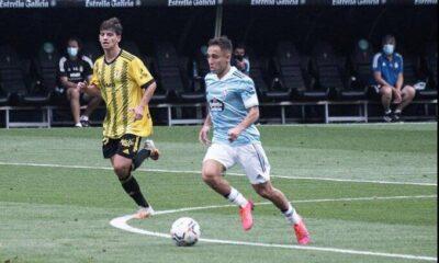 Celta Vigo'ya geri dönen Emre Mor gol attığı maçta sakatlandı