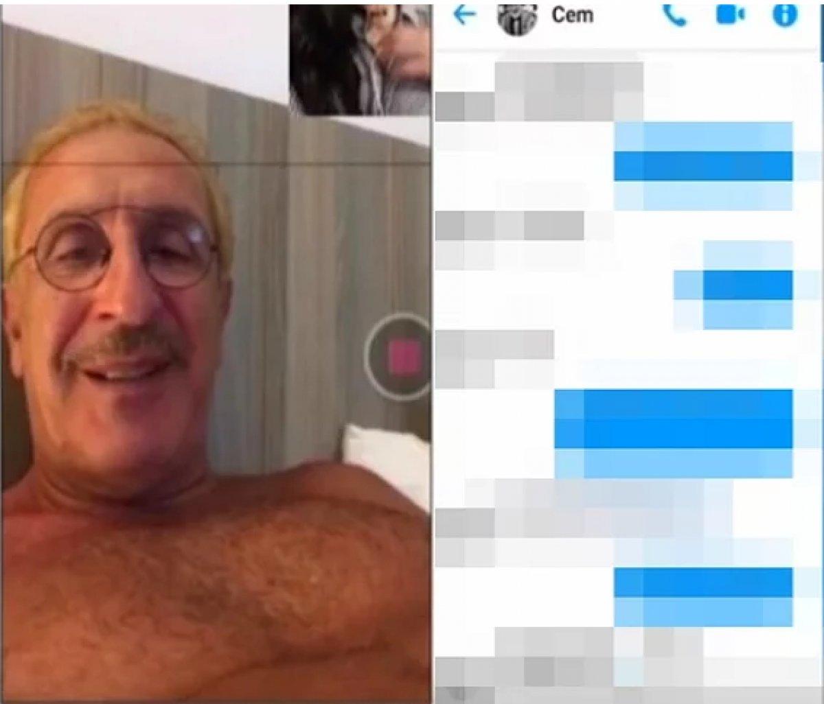Cem Özer, çıplak fotoğraf krizini çözdü #1