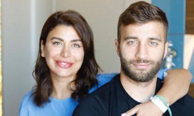 Ebru Şancı'dan eşi Alpaslan Öztürk'e gönderme