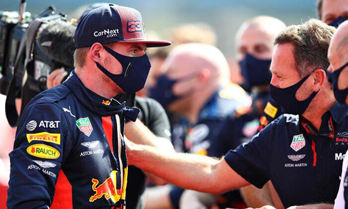 Formula 1 Büyük Britanya Grand Prix'sinde zafer Max Verstappen'in