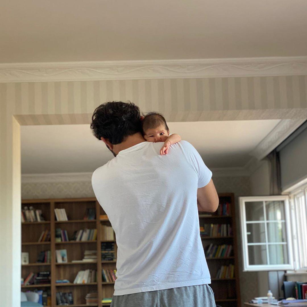 Necip Memili, kızıyla yeni fotoğraf yayınladı #1