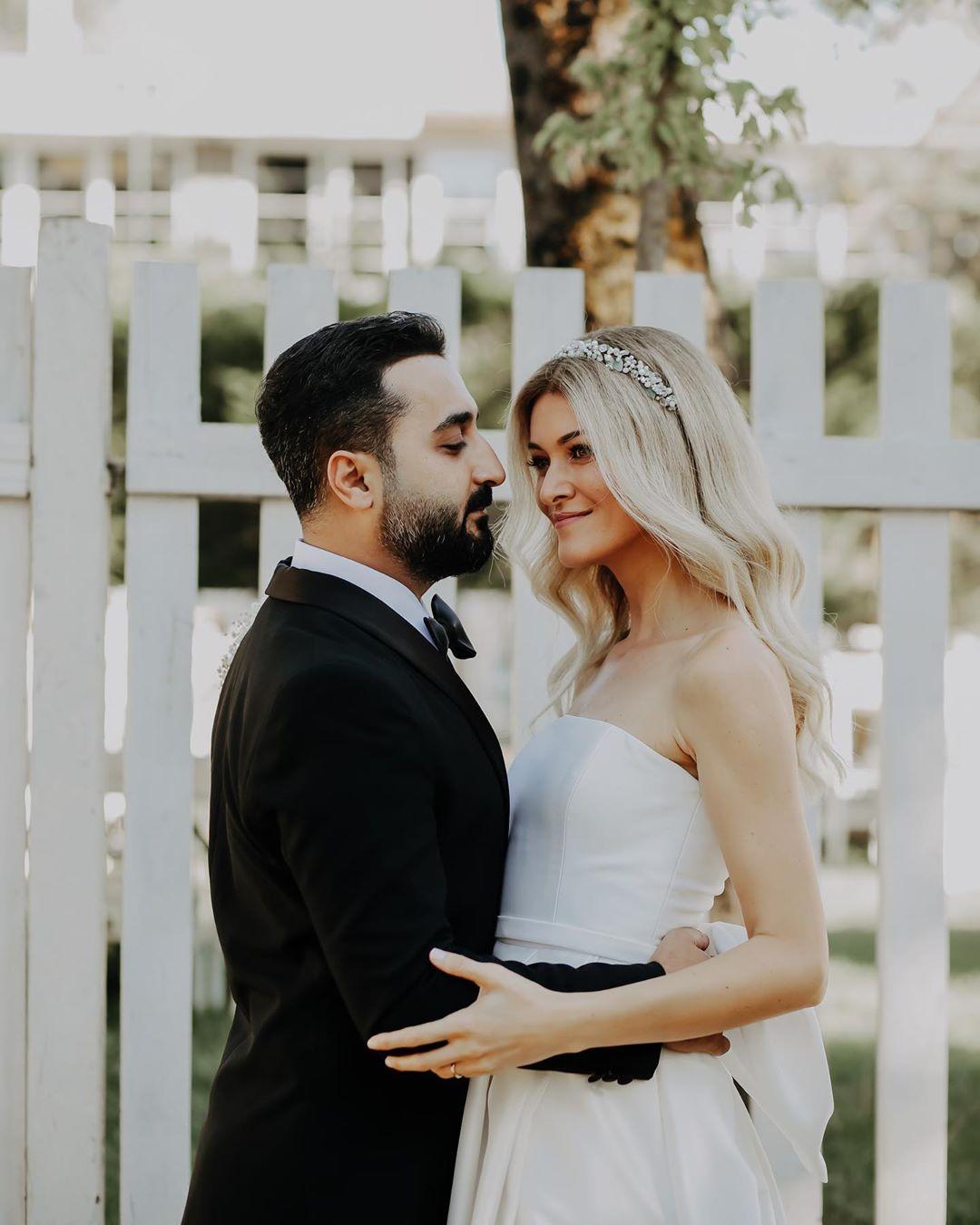 Onur Buldu ile Duygu Koz'un erteledikleri düğün gerçekleşti