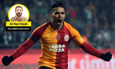 Son Dakika | Galatasaray'da Radamel Falcao için kritik toplantı!