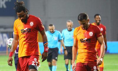 Son Dakika Haberi | Galatasaray'da Omar Elabdellaoui belirsizliği!