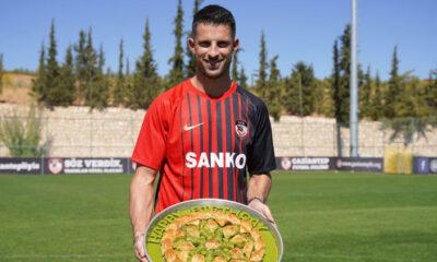 Son Dakika | Kevin Mirallas resmen Gaziantep FK'da!
